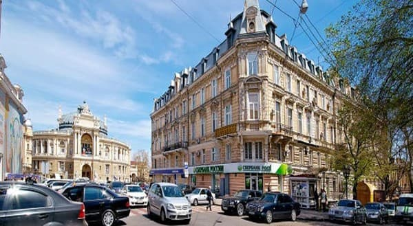 Best Apartments ул. Дерибасовская, 20 (4-й этаж) 6