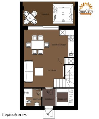 Suncity Arcadia Apartments 9